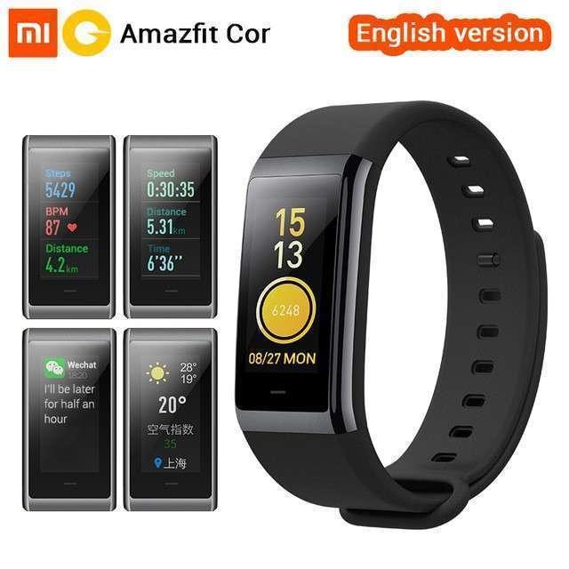 Smartwatch Xiaomi amazfit cor - 3