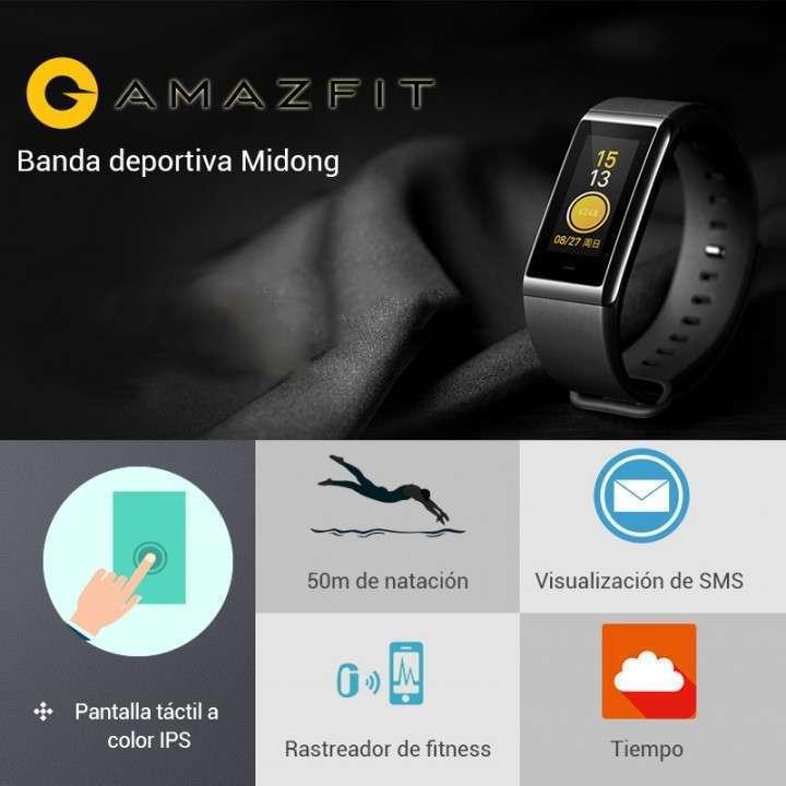 Smartwatch Xiaomi amazfit cor - 0
