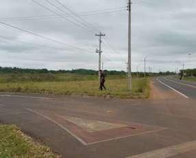 Terreno 4000 m2 en General Aquino