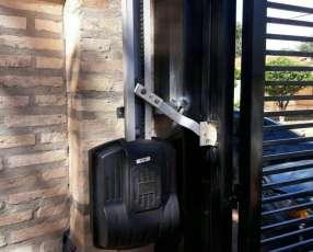 Reparación de motor eléctrico de portón