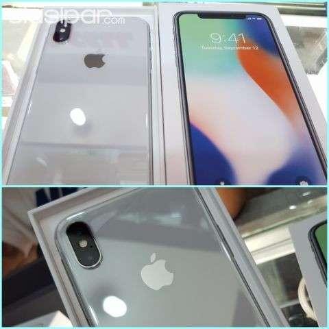 iPhone X de 256 gb nuevo en caja sellada