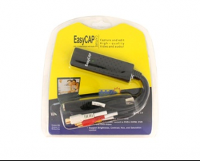 Capturador de video usb EasyCap