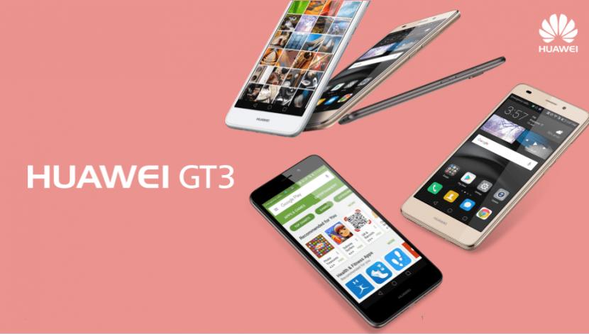 Huawei gt3 4g lte