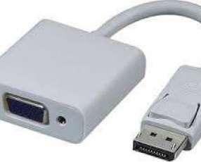 Adaptador DisplayPort a VGA