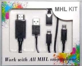Cable MHL Para Celulares Samsung Galaxy