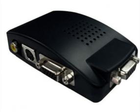 Conversor de video VGA a RCA