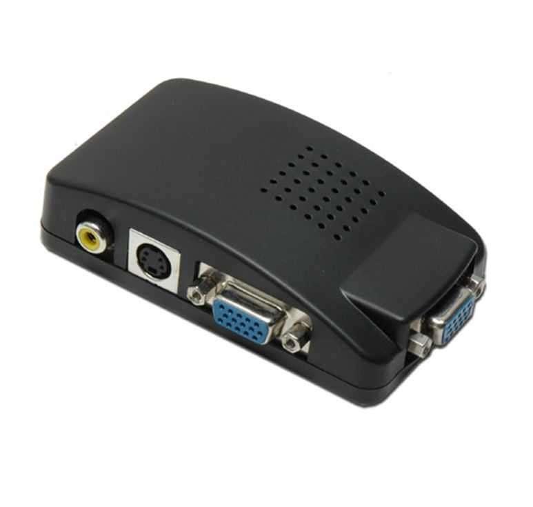 Conversor de video VGA a RCA - 1