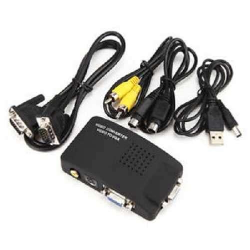 Conversor de video VGA a RCA - 2