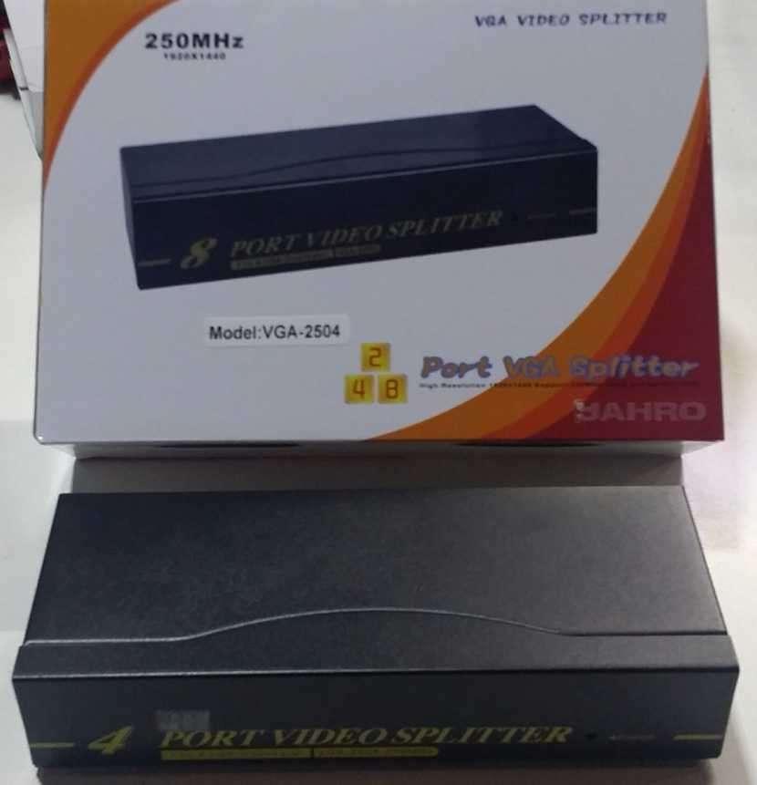 Splitter VGA 1X4 - 1