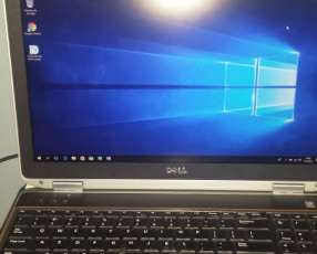 Notebook Dell Core i7