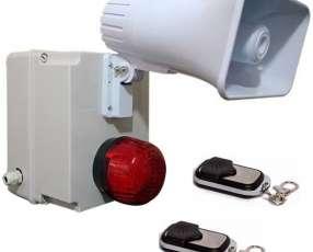 Sistema de alarma para vecinos