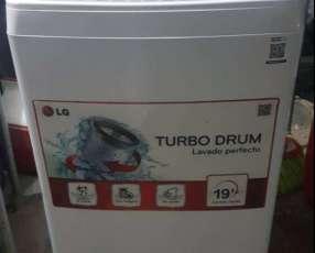 Lavarropas LG TurboDrum 7 Kg