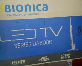 Tv Led biónica de 50 pulgadas