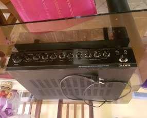 Amplificador de sonido natic