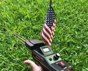 Detector larga distancia americano model 20 digital