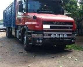 Servicio de transganado a todo el país Scania 124