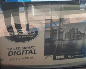 Smart TV Speed UHD de 50 pulgadas