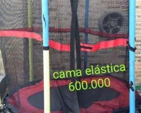 Cama elástica hasta 50 kg