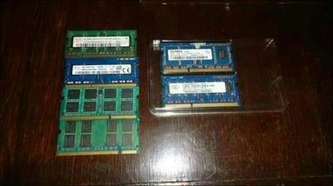 Memoria ram para notebook - 0