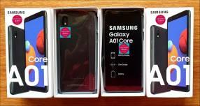 Samsung A01 Core 16 gb nuevos en caja