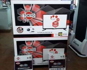 TV LED Tokyo 32 pulgadas