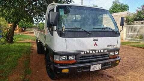 Mitsubishi Canter 2000 cabina ancha