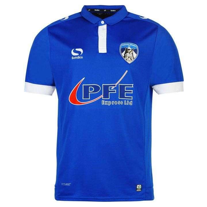 Camiseta de Fútbol del Oldham FC Inglaterra