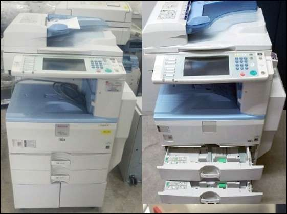 Impresora digital láser Ricoh Aficio - 0