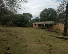 Campo en la zona de Villa Oliva