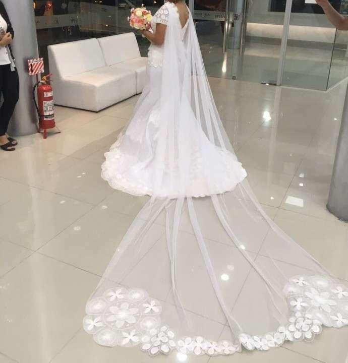 vestido de novia de ñanduti - saguilera - id 472410
