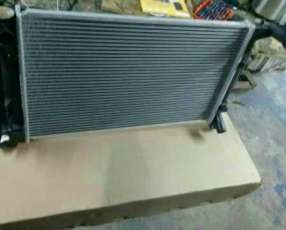 Radiador para Toyota Corolla, Runx, Allex, New Spacio