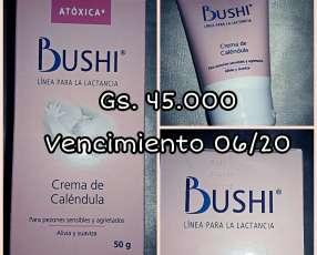 Crema para Lactancia Bushi