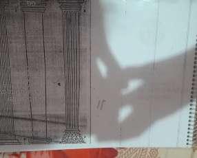 Libro de arquitectura, especial para cursillo en la UNA