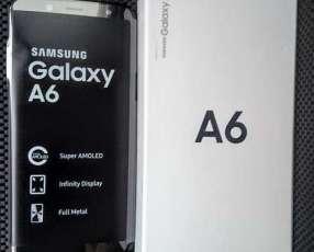 Samsung Galaxy A6 nuevos en caja