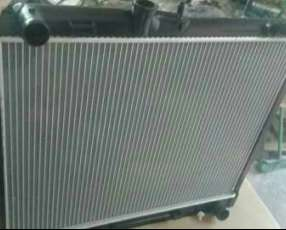 Radiador para Isuzu Dimax 3.0 caja mecánica