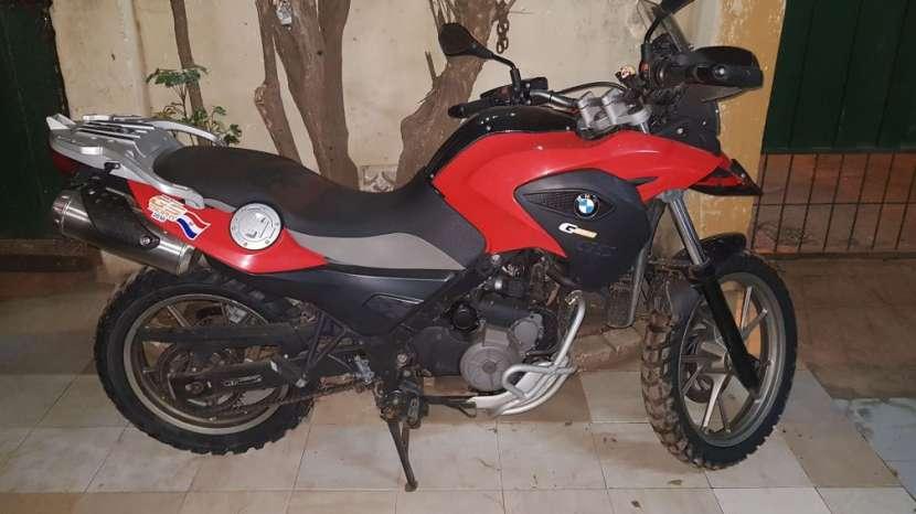 Motocicleta Bmw G650 GS 2013 - 0
