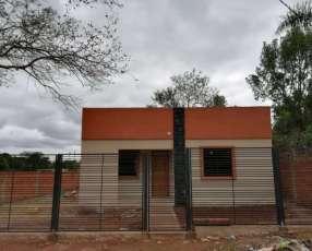 Casa a estrenar en Reducto San Lorenzo