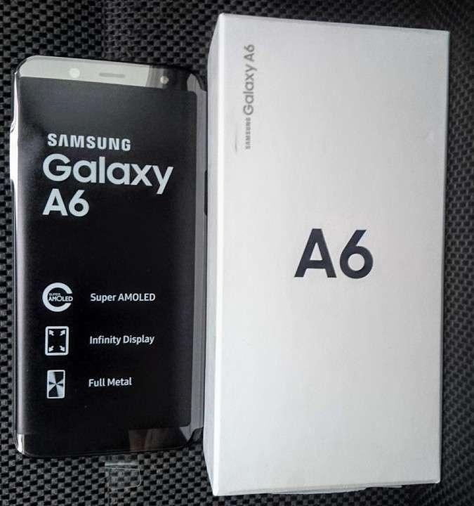 Samsung Galaxy A6 nuevos en caja - 1