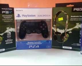 Headset a bluetooh, cascos para ps3 y ps4, control ps3 y ps4