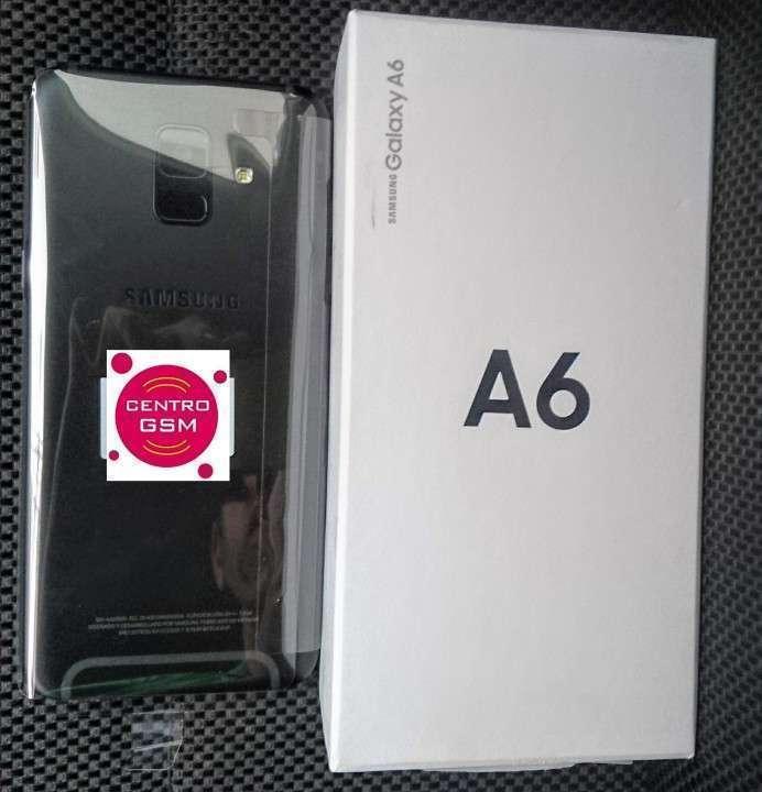 Samsung Galaxy A6 nuevos en caja - 0