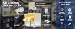 Sensores de apertura kit alarma