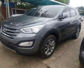 Hyundai santa fe diésel 2014 recién importado