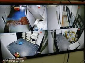4 cámaras HD control total por celular