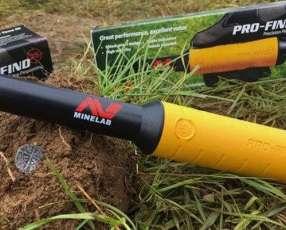 Pinpointer detector de mano oro metales Minelab Profind 35