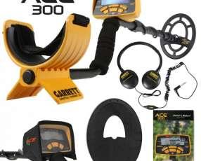 Detector de oro Garrett Ace 300i americano