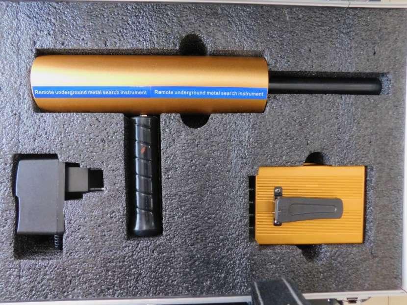 Detector de oro AKS 2016 original larga distancia tesoro - 0