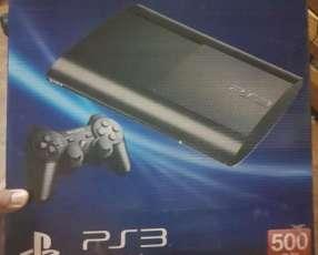 PS3 Sony de 500 gb
