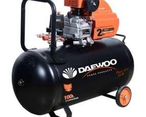 Compresor Daewoo de 100 litros