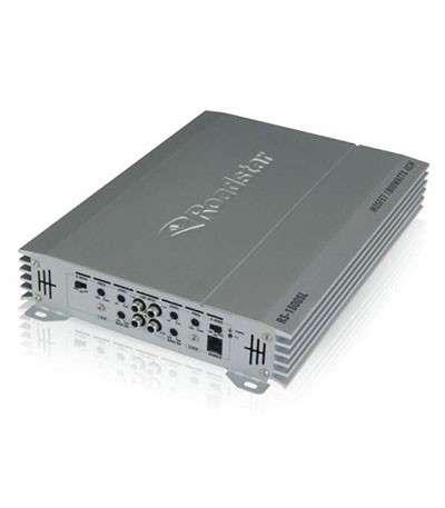 Amplificador mosfet clase AB 4 canales de 100