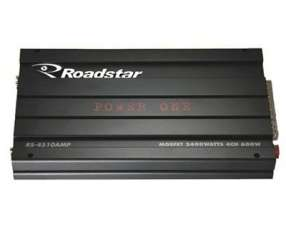 Amplificador Roadstar Power one RS-4510 AMP
